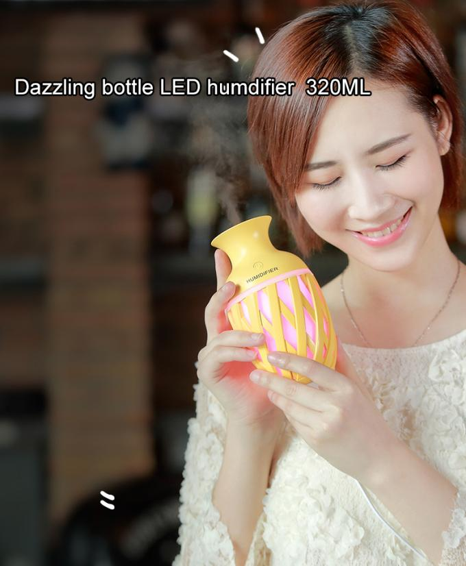 EW-E520 Vase USB Humidifier Personal Ultrasonic Air Cool Mist Home Application