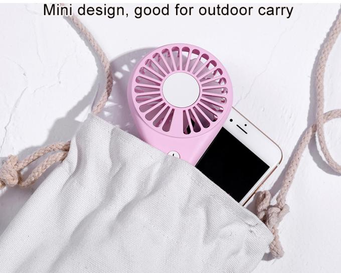 E360 Mini Fan, high quality portable mini hand electric fan,led light up hand fan