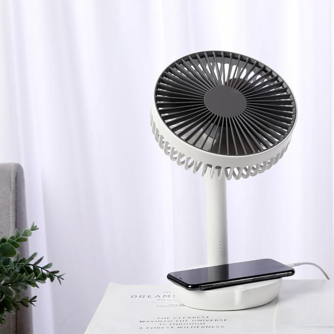 Fashional high quality desk personal fan,Rechargeable table fan good for camping and outdoor
