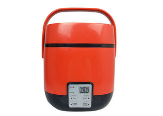 China Multi electric mini rice cooker portable hot pot cooker 1.2L supplier