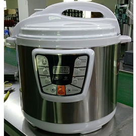 China Multipurpose food pressure cooker multifunction fagor pressure cooker supplier
