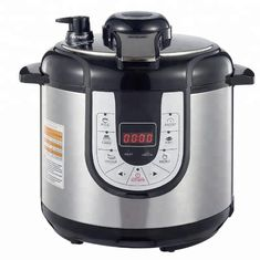 China Multipurpose pot cooker hot selling big electrical stainless steel pressure cooker supplier