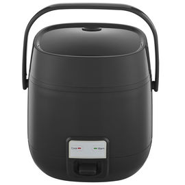 China 220 V Mini Electric Rice Cooker Customized Color High Safety Lightweight Portable supplier