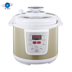 China Porridge Power Electric Pressure Cooker Non Stick Coating Inner Pot Smart Control supplier