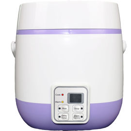 China 50Hz 60Hz Mini Electric Rice Cooker , Professional Rice Cooker 19*19*20cm supplier