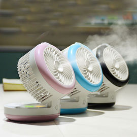 China Portable spray cool fan handheld water cooling misting mist fan india supplier
