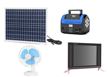 China Kenya M Pesa Solar , Pay As You Go Solar Panels Easy Operation With FM Radio supplier