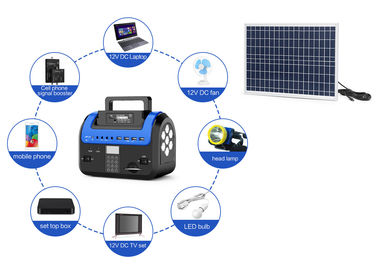China Home Lighting Payg Solar System  Battery Reversed Connection Protection supplier