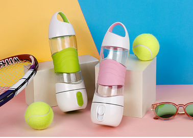 China DIDI LED Mist Drink Bottle multi led sport bottle joyshaker water drinking bottle with humidifier supplier
