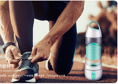 China DIDI LED  sport bottle multifunctional smart spray led bottle mist spray Beauty Moisturing humidifier supplier