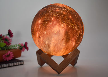 China Moon ball lamp 3d led night light for kids different styles and size for your choice supplier