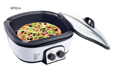 China Energy Saving Power Multi Cooker Enhance Natural Food Flavors Extra Large Capacity supplier