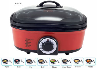China Stainless Steel Multipurpose Electric Cooker Built In Smart Programs Household Appliance supplier