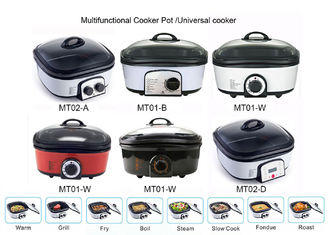 China Multi Purpose Automatic Electric Pressure Cooker 1200-1400W Easy Programming supplier
