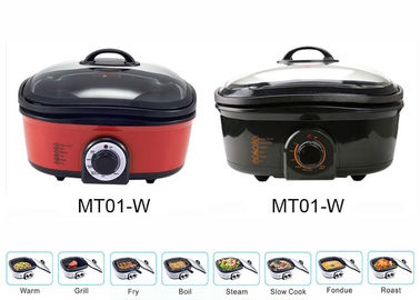China Professional Electric Multi Cooker 8 In 1 Dishwasher Safe Customize Cooking Time supplier