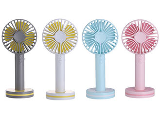 China Multifunction USB Rechargeable Portable Fan Fashionable Unique Design Intelligent Control supplier