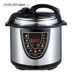 China Digital Electric Pressure Cooker Multi Purpose Instant Hot Pot All In One supplier