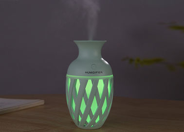 China Bottle LED USB Humidifier Mini Portable Air Washer Mist Spray 400ML Tank Auto Power Off supplier