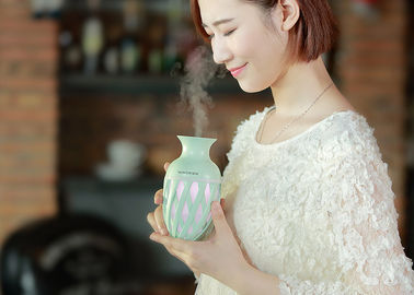 China EW-E520 Vase USB Humidifier Personal Ultrasonic Air Cool Mist Home Application supplier