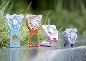 China Personalized Small Battery Operated Fan Foldable KC Battery With Protect IC 1200ma supplier