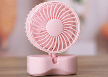China Cute Mini Portable Usb Small Battery Operated Fan ABS Material Blow Cool Wind supplier