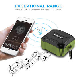 China TWS Wireless Waterproof Bluetooth Speaker , Portable Stereo Speaker With Bluetooth supplier
