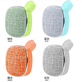 China RDA Chip Rechargeable Portable Bluetooth Speakers Automatic Shutdown Energy Saving supplier