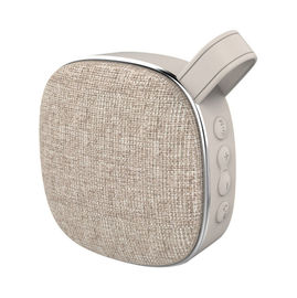 China Fabric Portable Rechargeable Speaker Aktif Bluetooth Polytron 2H Charging Time supplier