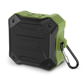 China D520C Mini Wireless Waterpoof Portable Outdoor Bluetooth Speakers Military Materials supplier