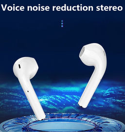 China I12 Airpot Wireless Bluetooth Headset , In Ear Bluetooth Headphones 60H Standby supplier