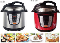China The best electric modern professional perfect food pressure cooker cookware factory