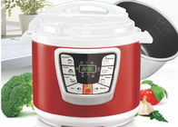 China Round Shape Electric Pressure Cooker Energy Saving Fully Sealed Structure factory