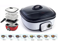 China 5L 1200-1400W Multifunctional cooker all in one best electric multi function cooker factory