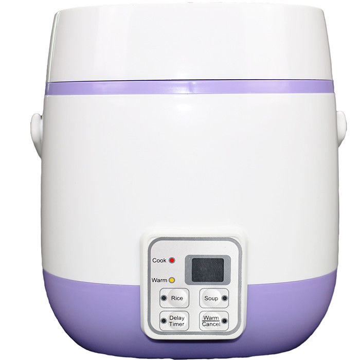 Knob Electric Rice Cooker Steamer , Electric Cooker Small