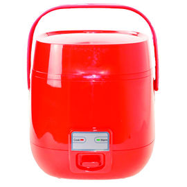 China Portable Travel Mini Electric Rice Cooker , Small Portable Rice Cooker 200 W distributor