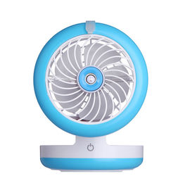 China Personal Spray USB Powered Fan No Noise Portable Durable Usage Visible Tank distributor