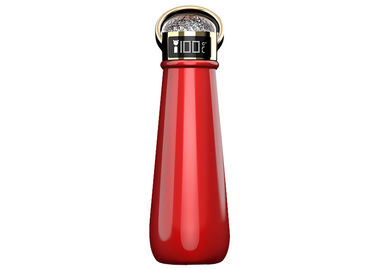 China Vacuum Cup Insulated Water Bottle Outer Zinc Alloy Material With Handle distributor