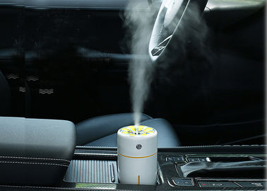 China Car Air Mister Humidifier , Portable Cool Mist Humidifier DC5V / 4W With USB Port distributor