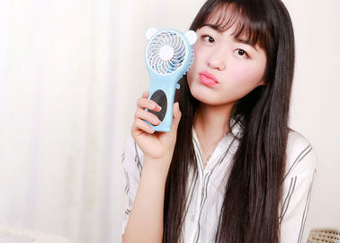China Foldable Mirror Small Battery Operated Fan Strong Cool Wind No Noise KC Battery distributor