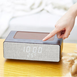 China Alarm Siren Creative Rechargeable Bluetooth Speaker Sensitive Touch Panel Switch factory